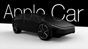 Apple Car My1sttoday