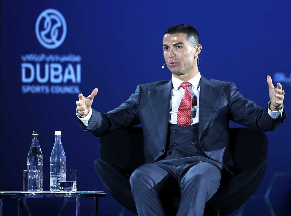 Cristiano Ronaldo Player of The Year Award
