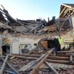 Croatia Earthquake At Least 6 Killed Dozens Injured