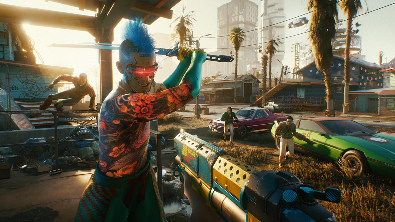 'Cyberpunk 2077' Just Sold 13 Million Copies Despite Bugs and Critics