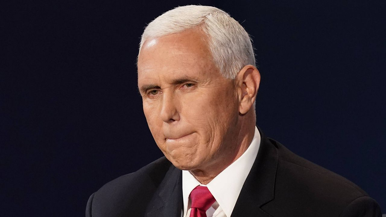 GOP Lawmakers Sues Mike Pence In a Bid to Overturn Biden Win