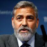 George Clooney Calls Trump 'a Charismatic Carnival Barker'