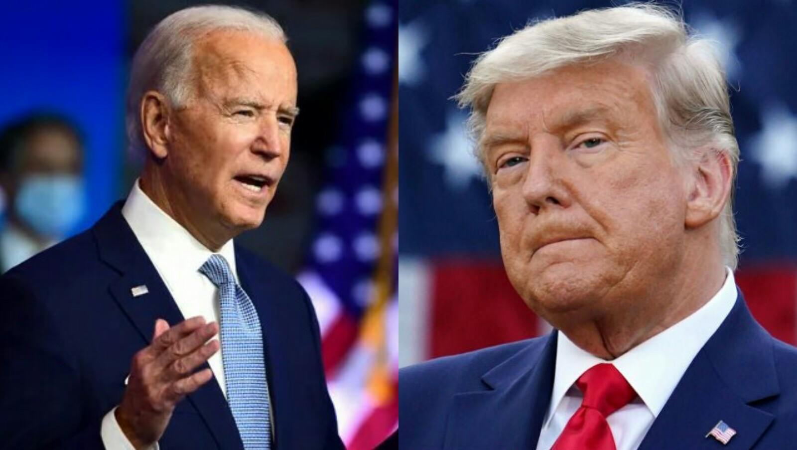 Joe Biden: Trump Needs to Sign COVID-19 Bill Into Law Now'