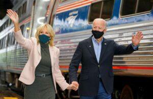 Joe Biden to Take Amtrak Train Instead of an Air Force Plane on Inauguration Day