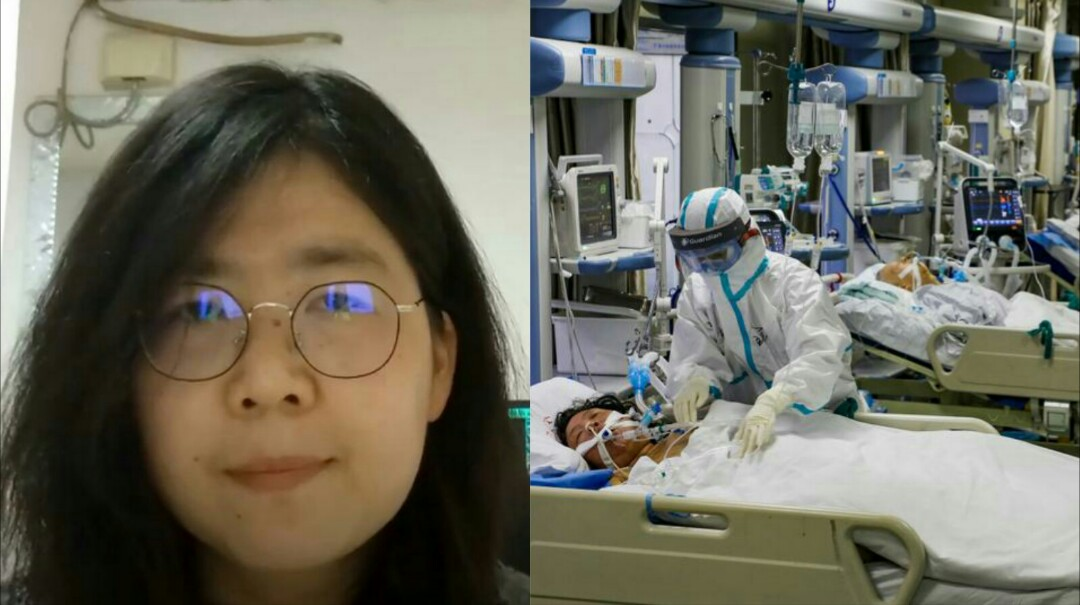 Chinese Journalist Who Exposed The Coronavirus Outbreak in Wuhan Jailed For 4 Years