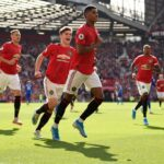 Leicester Vs Manchester United Premier League Match Ended 2-2