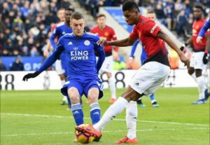 Leicester Vs Manchester United Premier League Match Ended 2-2 And Man U Fans Are Not Happy