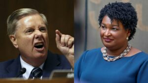Sen. Lindsey Graham says Stacey Abrams 'Conned' Georgia GOP into Helping Biden Win