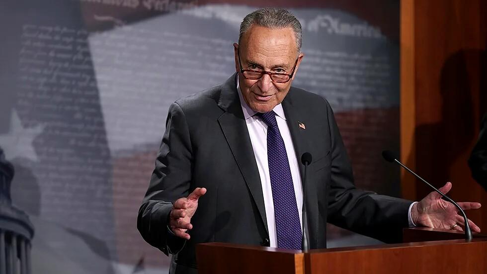 Sen. Minority Leader Schumer Plans to Pass $2K Stimulus Checks Bill Tuesday
