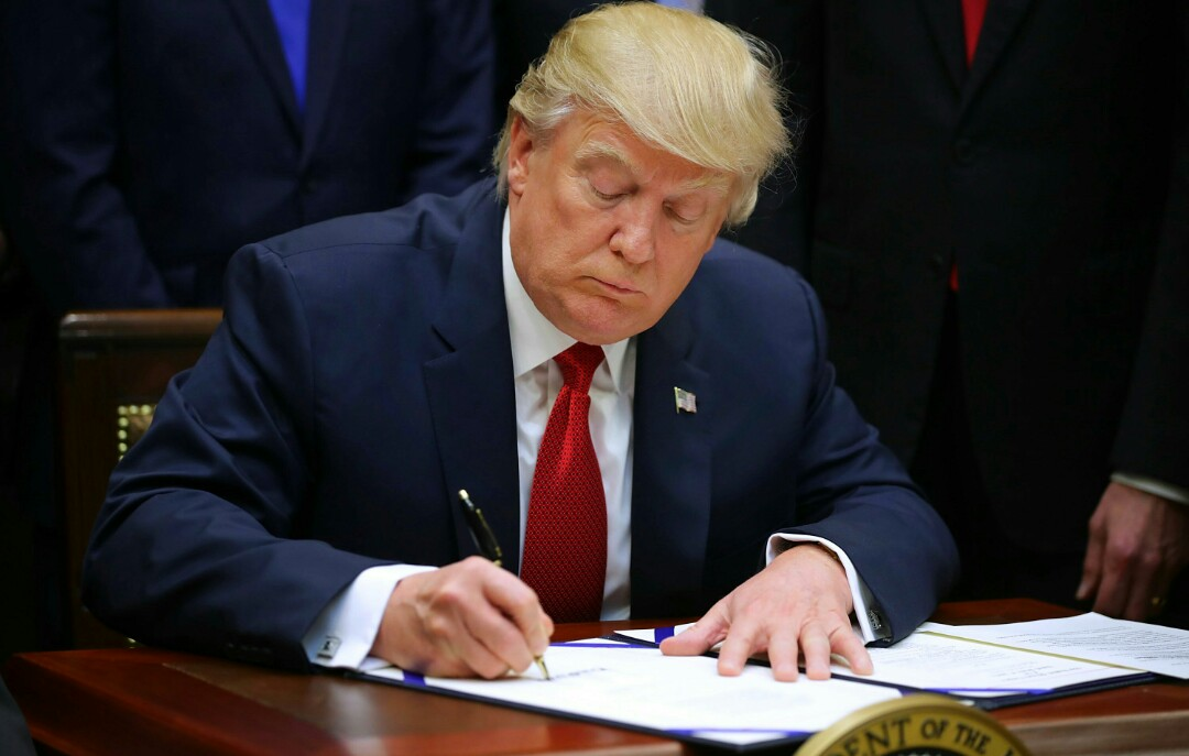 Trump Has Finally Signed $2.3 Trillion Covid-19 Relief and Government Funding Bill