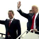 Trump calls on Georgia's Republican Gov. Brian Kemp to Resign