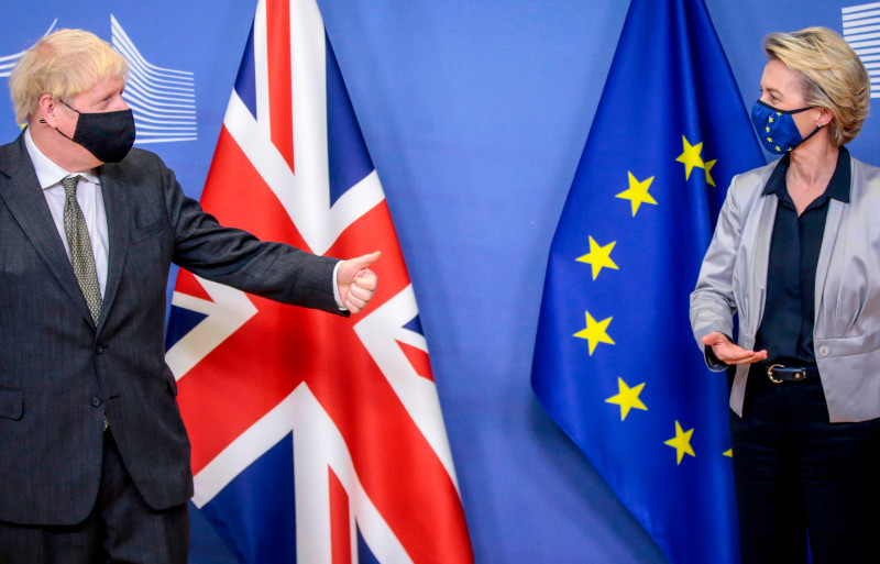 UK Publishes it's First Brexit Trade Deal