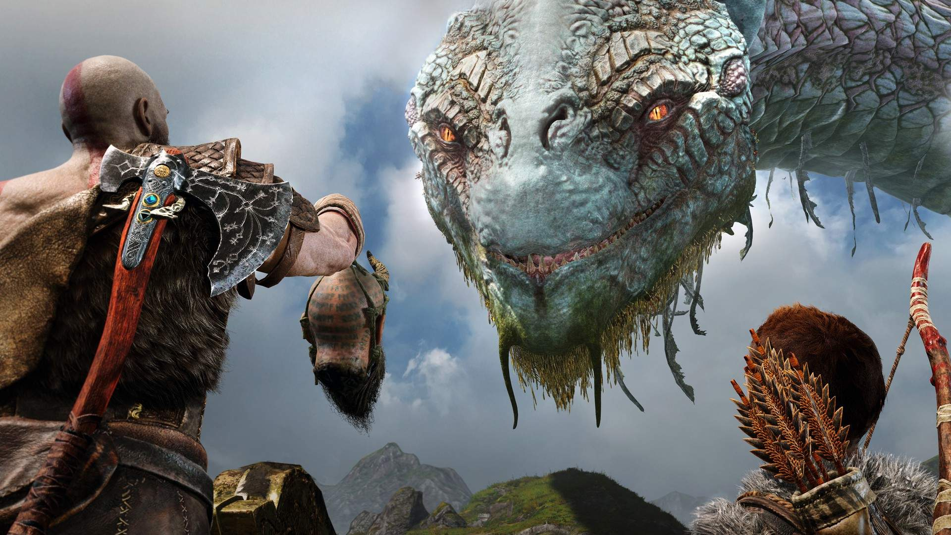 Sony Reportedly Developing God Of War Movie Or Tv-Show And Will Be Announced Soon