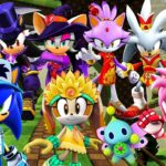 A 6-Year-Old Spent $16,000 on Sonic Forces: Speed Battle With Mom's Credit Card