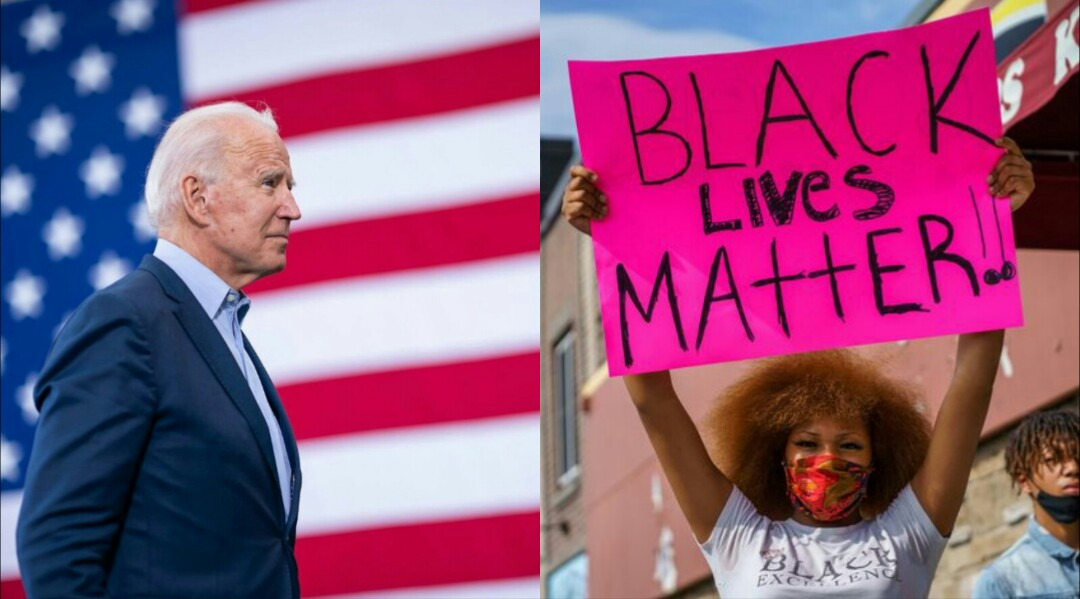 Biden: If it Had Been a Group of Black Lives Matter Protestors Attacks Capitol It Would Have Been a Different Story