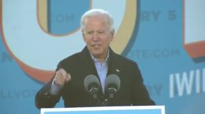 Biden: Trump Spends More Time Whining and Complaining Than Handling The Problem