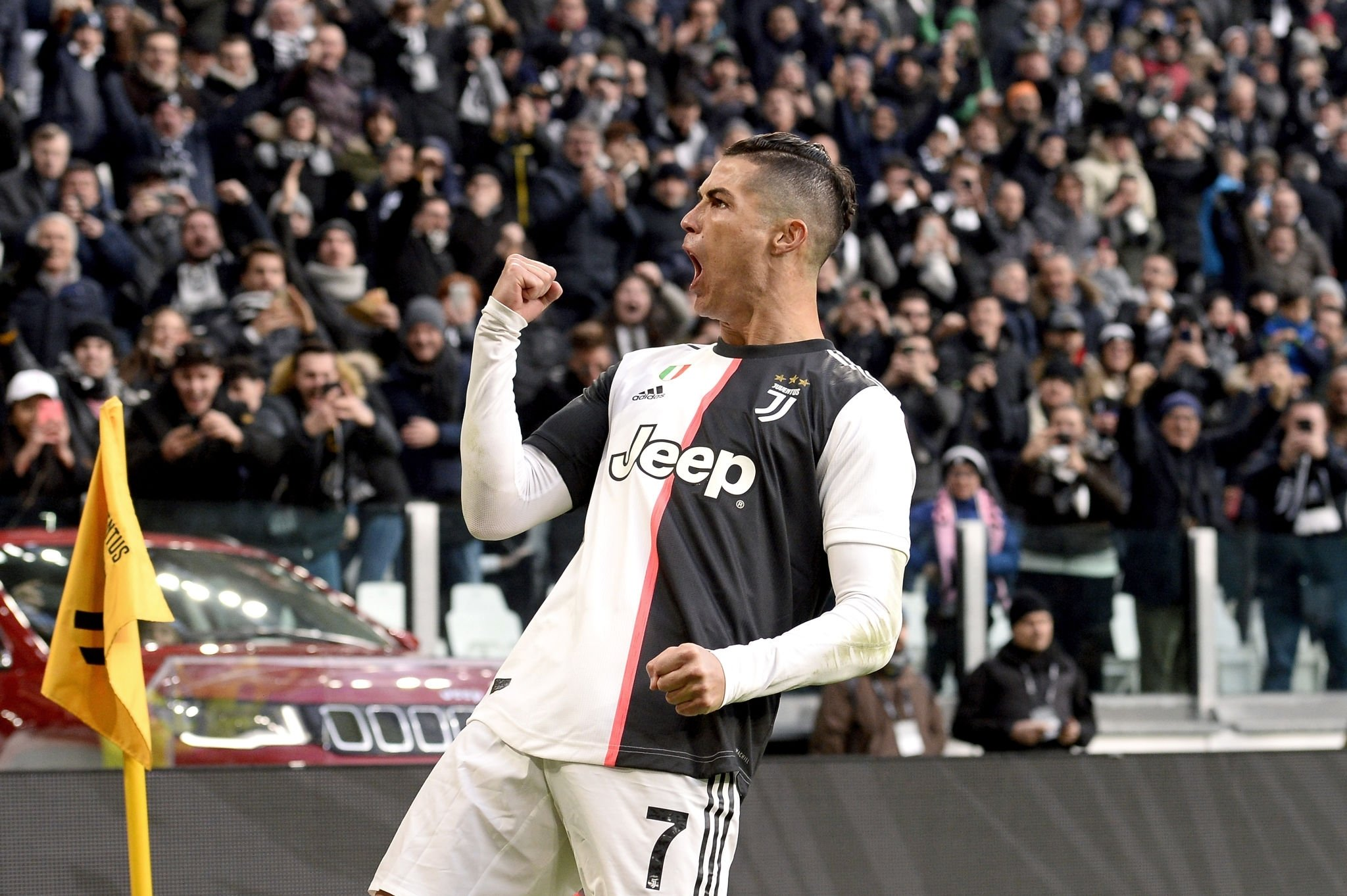Cristiano Ronaldo Becomes The Greatest Goalscorer In Football History