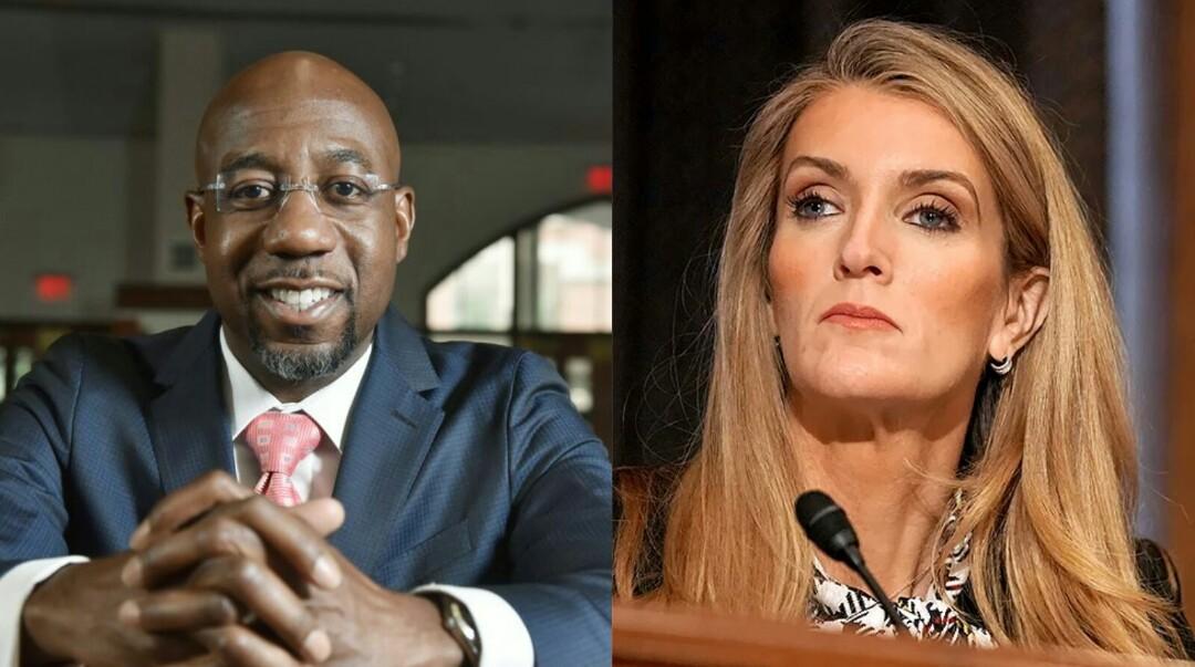 Democrat Warnock Defeats GOP Sen. Loeffler in Georgia Senate Election Runoff