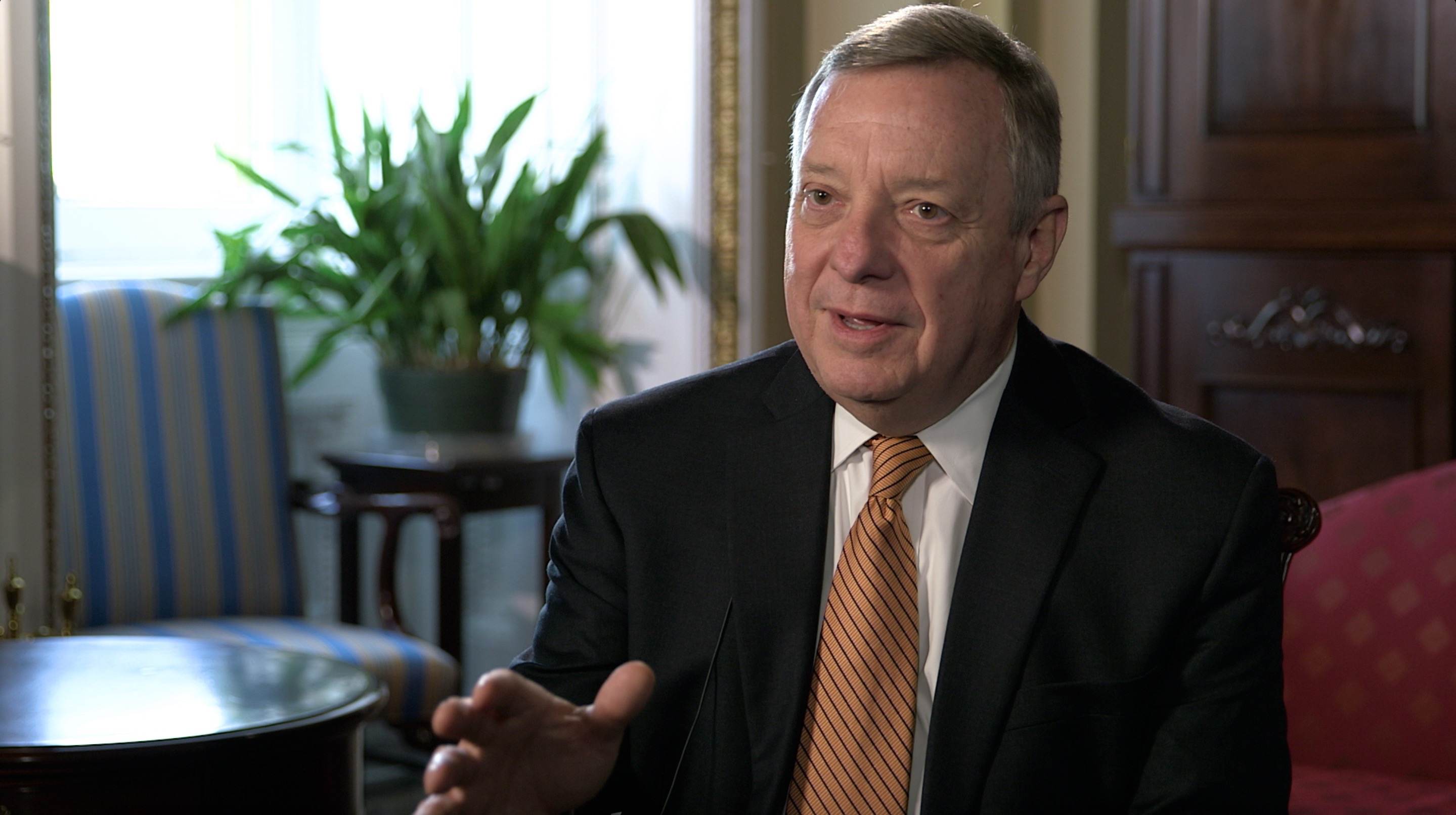 Durbin: Trump Georgia Call 'Merits Nothing Less Than a Criminal Investigation'