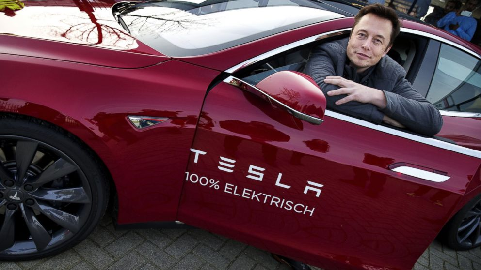 Elon Musk's Tesla Now Worths $834 Billion, Beating Zuckerberg's Facebook $762 Billion