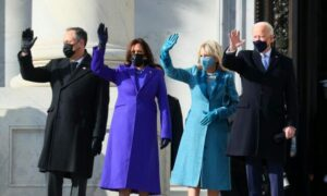 Inauguration: Joe Biden Becomes The 46th President and Kamala Harris Becomes the 49th Vice President of The United States