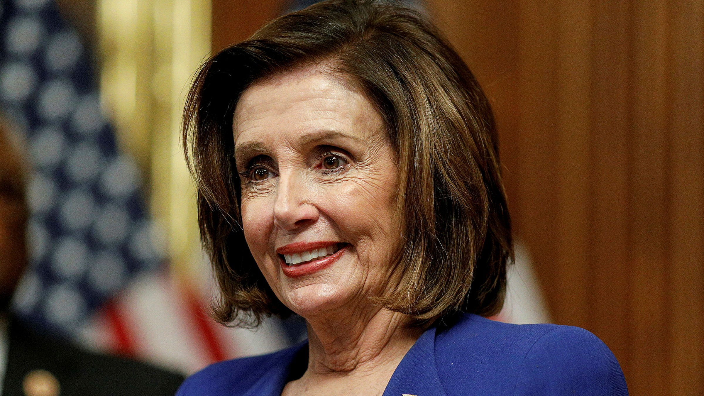 Nancy Pelosi Wins Speaker of The House For Fourth Time in a Row