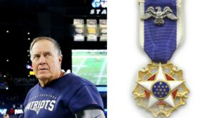 Patriots Head Coach Bill Belichick Rejects Medal of Freedom From Trump