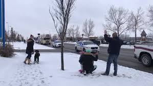 Police Issue Warning After raw Meat, Rice Found at Four Corners of Intersections in Airdrie, CA