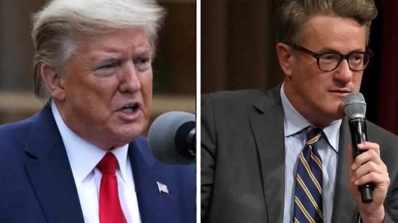 Scarborough Calls For Arrest of Trump, Giuliani and Trump Jr. For Insurrection Against US