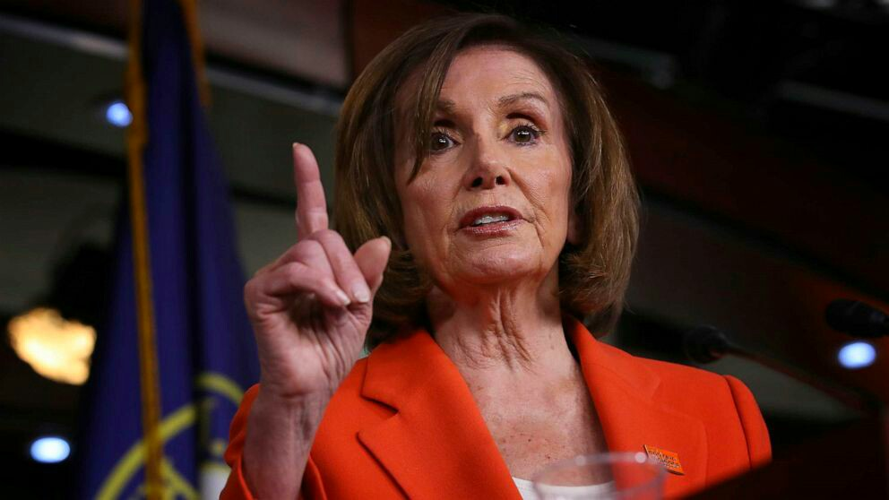 Speaker Pelosi: Trump Should Be Removed From Office Immediately
