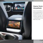 Tesla's New Model S Car Will Play Witcher 3 in a Built-in Gaming PC