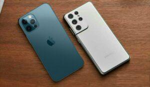 iPhone 12 Pro Vs Galaxy S21 Ultra Performance Comparison