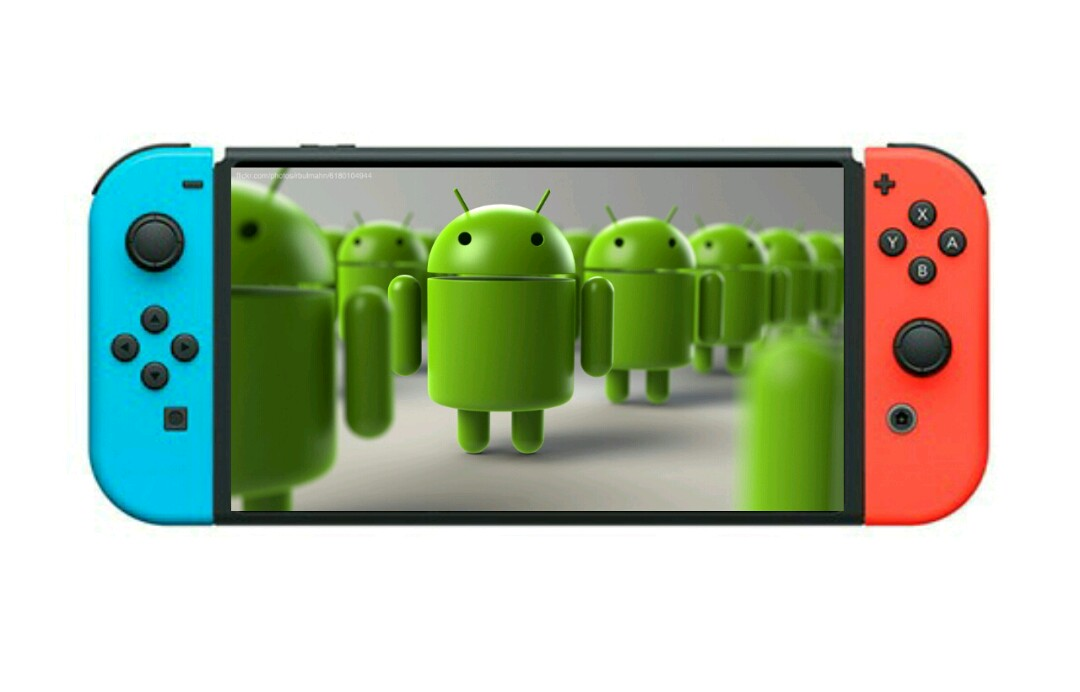 Android 10 is Coming to The Nintendo Switch