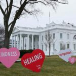 First Lady Jill Biden Decorates White House Lawn With Hearts as Valentine's Day Surprise