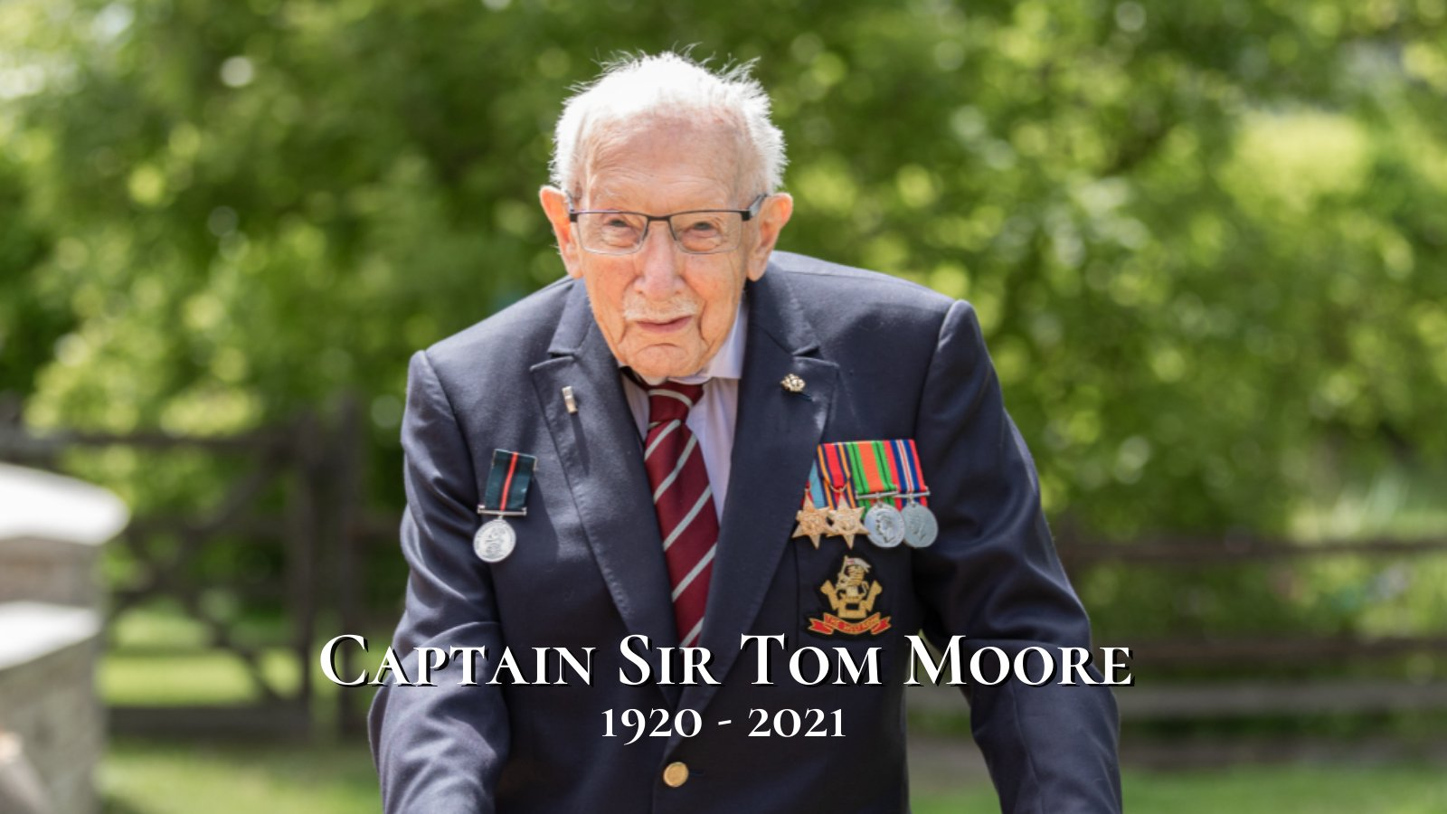 100-Year-Old Veteran Who Raised Millions For UK Health Workers Dies of COVID-19