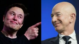 Jeff Bezos is World's Richest Person, as Elon Musk Loses $15 Billion in a Day