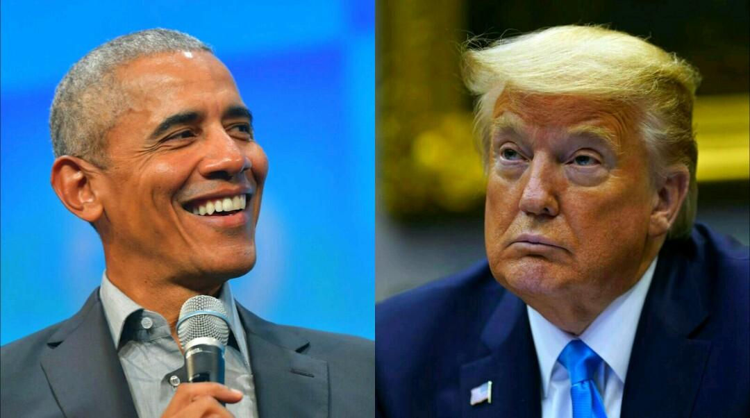Poll: Obama Named Best US President, Trump Named Worst