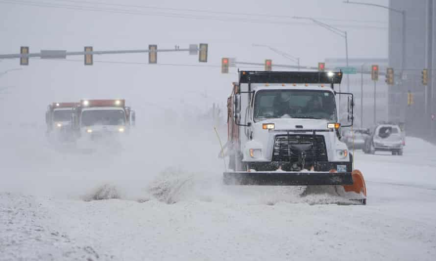 Roughly 70 Dead in US Amid Severe Winter Weather According to Report