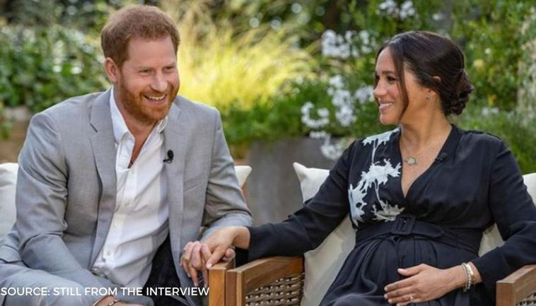 CBS Paid $7M to $9M For Oprah Interview With Meghan Markle Prince