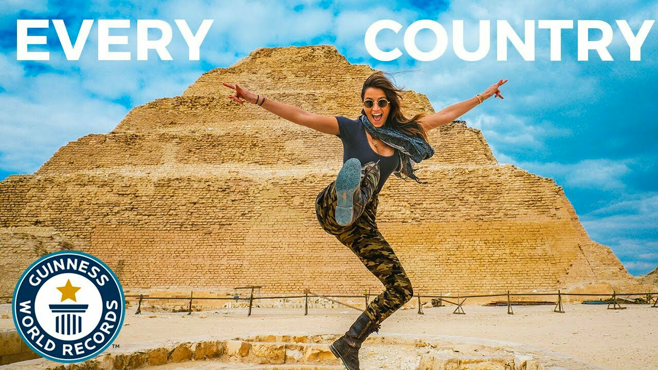 Meet Lexie The 22-Year-Old Woman Who Has Travelled to Every Country in The World