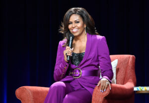 Michelle Obama to Be Inducted Into Women's Hall of Fame