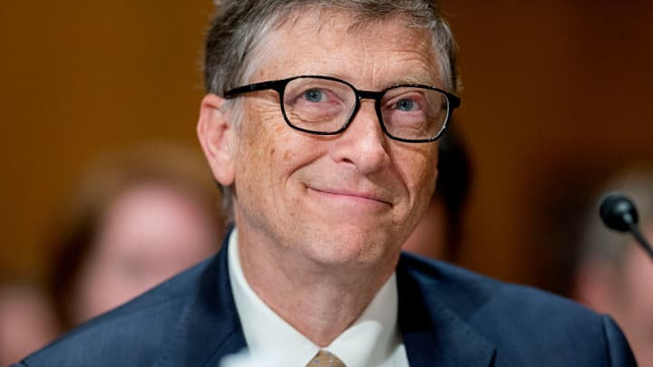 Bill Gates Predicts World Will Be 'Back to Normal' by End of 2022