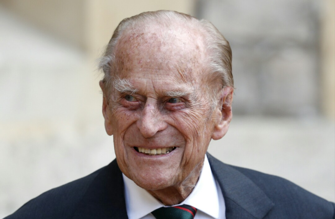 Prince Philip Duke of Edinburgh Dies at 99