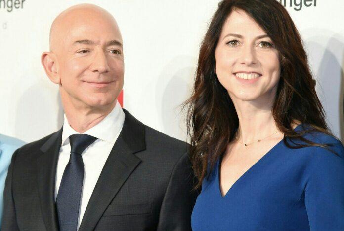 Jeff Bezos' Ex-wife,