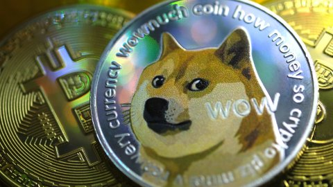 Dogecoin Flying to The Moon Amid Coinbase Listing Coming on June 3rd