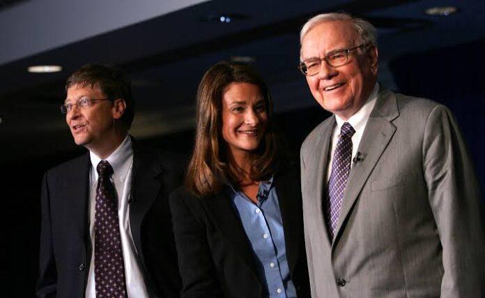 Warren Buffett Resigns As Trustee of Bill and Melinda Gates Foundation, Gives Away $4.1 Billion