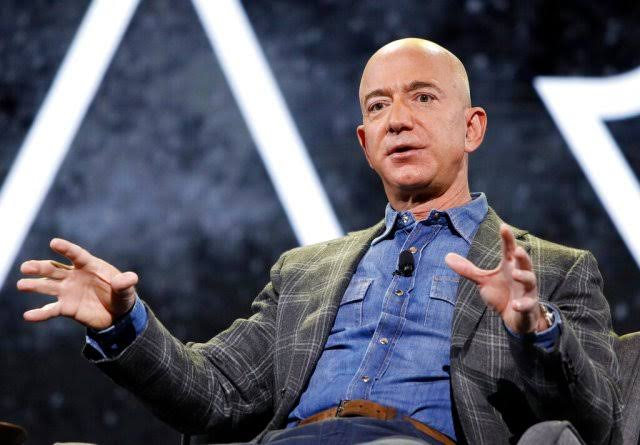 Bitcoin Could Hit '$70,000' as Jeff Bezos Explores Amazon Payments in Crypto