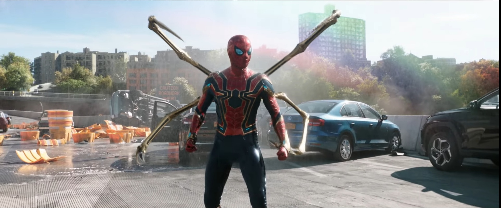 Spider-Man No Way Home Trailer Debuts