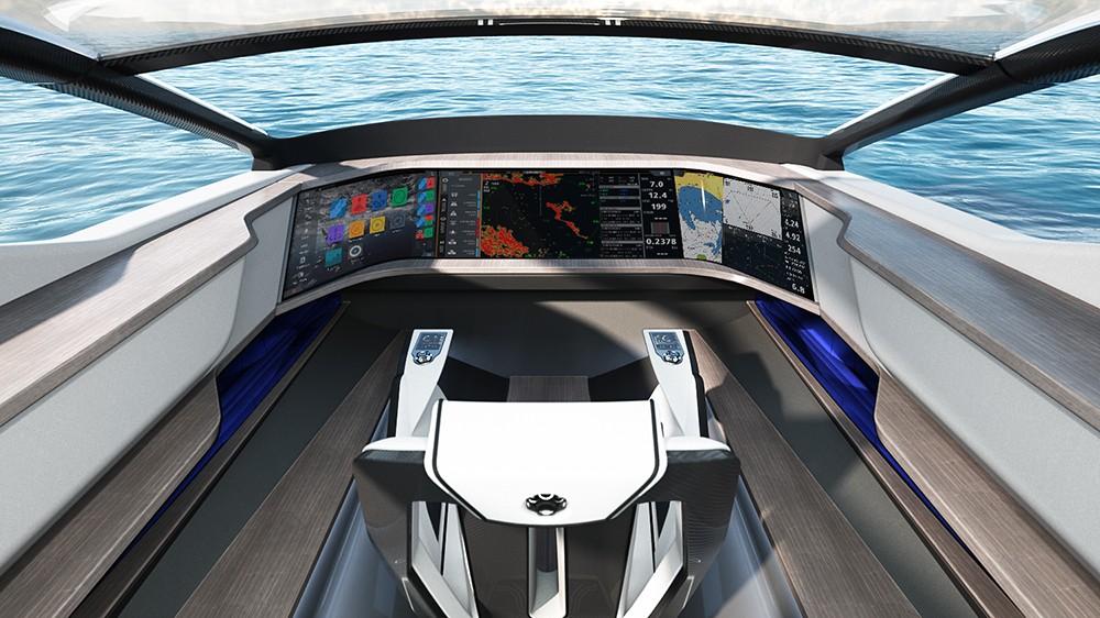Meet Futur-E Hydrofoil Super Electric Boat That Run Faster Like a Sport Car