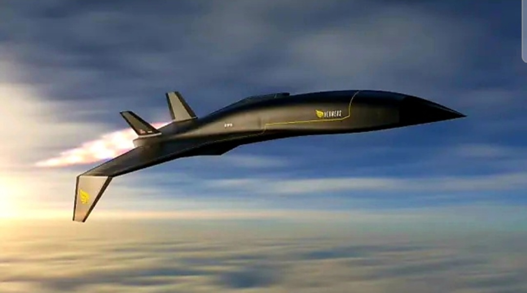 Meet Hypersonic Jet, The World Fastest Jet, Can Fly From NYC to London in Less Than an Hour